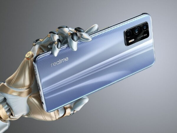 Realme GT An Unmatched Rear Camera